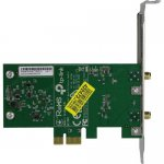 Адаптер беспроводной связи TP-LINK <Archer T4E> Wireless Dual Band PCI Express Adapter (802.11a/b/g/n/ac, PCI-Ex1)