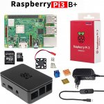 Тонкий клиент Raspberry Pi 3 Model B+/SD card 8Gb/OS/BOX
