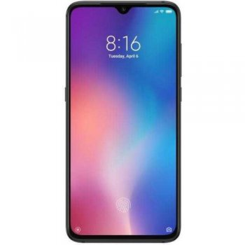 "Смартфон Xiaomi Mi 9 6/64Gb Piano Black (2.84GHz, 6Gb, 6.39""2340x1080 AMOLED, 4G+WiFi+BT, 64Gb, 48+16+12Mpx)"