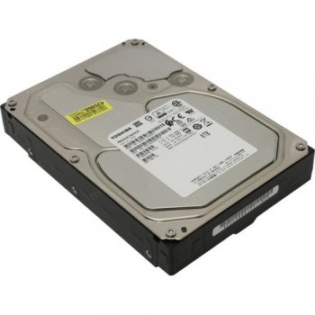 Жесткий диск Toshiba SATA-III 6Тб MG06ACA600E Enterprise Capacity (7200rpm) 256Mb 3.5""
