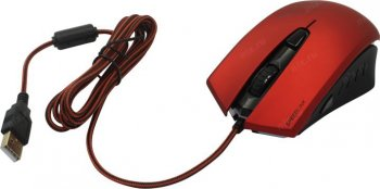 Мышь Speed-Link Ledos Red SL-6393-RD USB