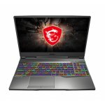Ноутбук MSI GP65 9SE-260RU 9S7-16U121-260 (Intel Core i7-9750H 2.6 GHz/16384Mb/1000Gb + 256Gb SSD/nVidia GeForce RTX 2060 6144Mb/Wi-Fi/Bluetooth/15.6/