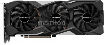 Видеокарта Gigabyte PCI-E GV-N166SGAMING OC-6GD nVidia GeForce GTX 1660SUPER 6144Мб 192bit GDDR6 1860/14000/HDMIx1/DPx3/HDCP Ret