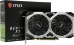 Видеокарта MSI PCI-E GTX 1660 SUPER VENTUS XS OC nVidia GeForce GTX 1660SUPER 6144Мб 192bit GDDR6 1530/14000/HDMIx1/DPx3/HDCP Ret