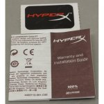 Оперативная память Kingston HyperX Fury <HX434C16FB3K4/64> DDR4 DIMM 64Gb KIT 4*16Gb <PC4-27700> CL16