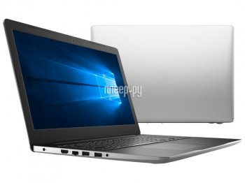 Ноутбук Dell Inspiron 3584 3584-3370 (Intel Core i3-7020U 2.3GHz/4096Mb/256Gb SSD/No ODD/Intel HD Graphics 620/Wi-Fi/Bluetooth/Cam/15.6/1920x1080/Wind