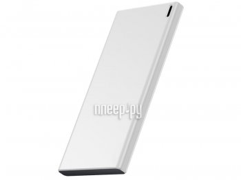 Портативный аккумулятор Baseus Power Bank Choc 10000mAh White-Black PPALL-QK21