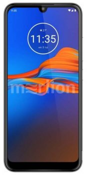 "Смартфон Motorola XT2025-2 E6 plus 64Gb 4Gb графит моноблок 3G 4G 2Sim 6.1"" 720x1560 Android 9.0 13Mpix 802.11 b/g/n GPS GSM900/1800 GSM1900 TouchSc M"