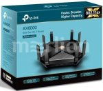 Маршрутизатор TP-LINK <Archer AX6000> Wireless Router (8UTP 1000Mbps, 1WANx 2.5Gbps, 2xUSB, 802.11a/b/g/n/ac, 4804Mbps)