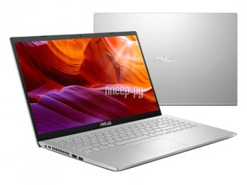 Ноутбук Asus X509UJ-EJ048 90NB0N71-M00590 (Intel Pentium 4417U 2.3GHz/4096Mb/256Gb SSD/No ODD/nVidia GeForce MX230 2048Mb/Wi-Fi/Bluetooth/Cam/15.6/192